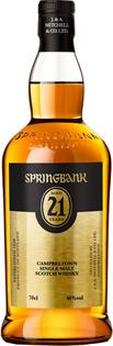 Springbank Scotch Single Malt 21 Year...